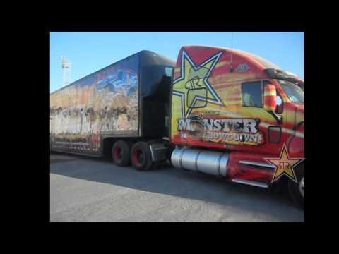 Rockstar TV / Monster Showdown Enigma Tour 2012