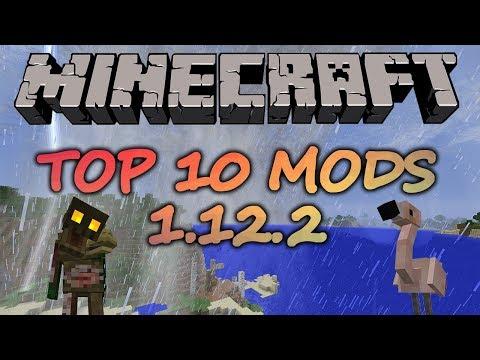 Top 10 Minecraft Mods (1.12.2) - 2019