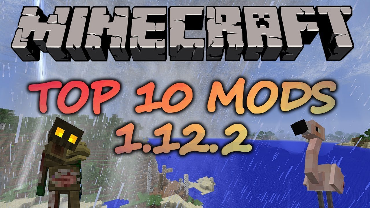 Top 100 Minecraft Mods (10.1010.10) - 100109