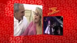 Repeat youtube video Teste de Fidelidade - Sedutora leva marido assanhado para a cama.