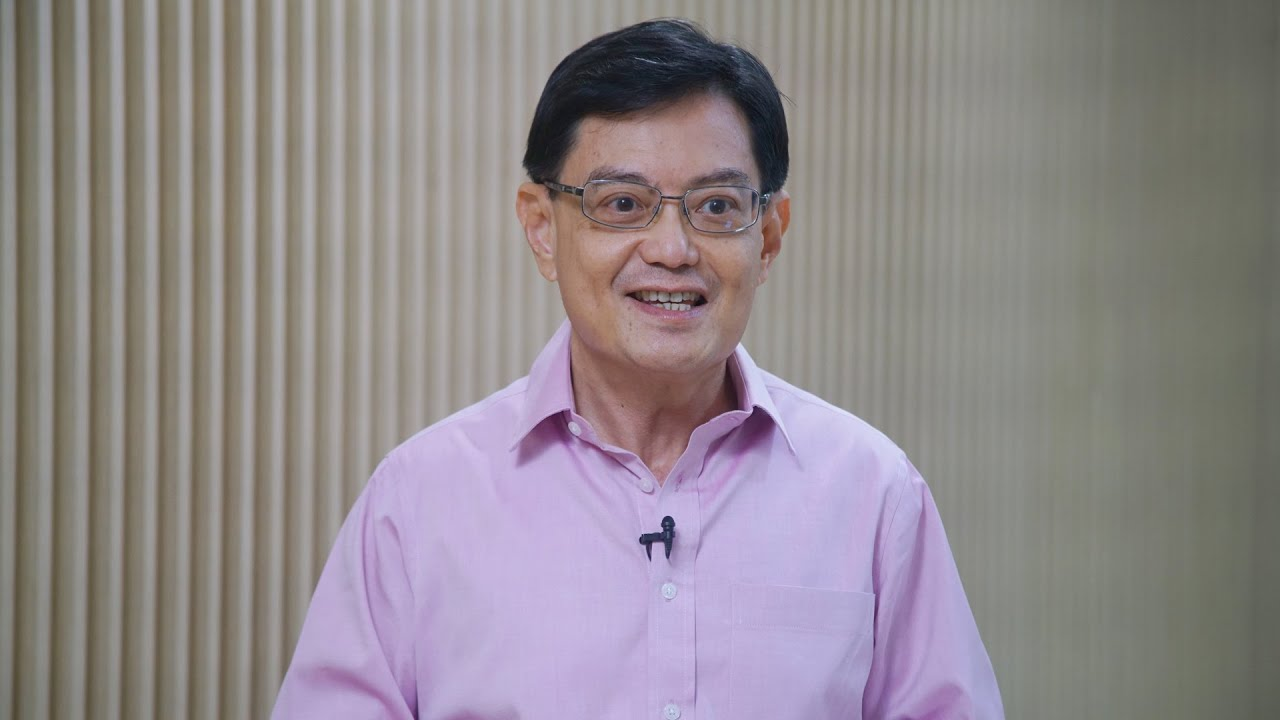DPM Heng Swee Keat at the Nurses' Day Celebration for TTSH and NCID