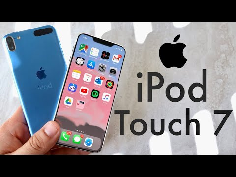 ipod 7th touch generation