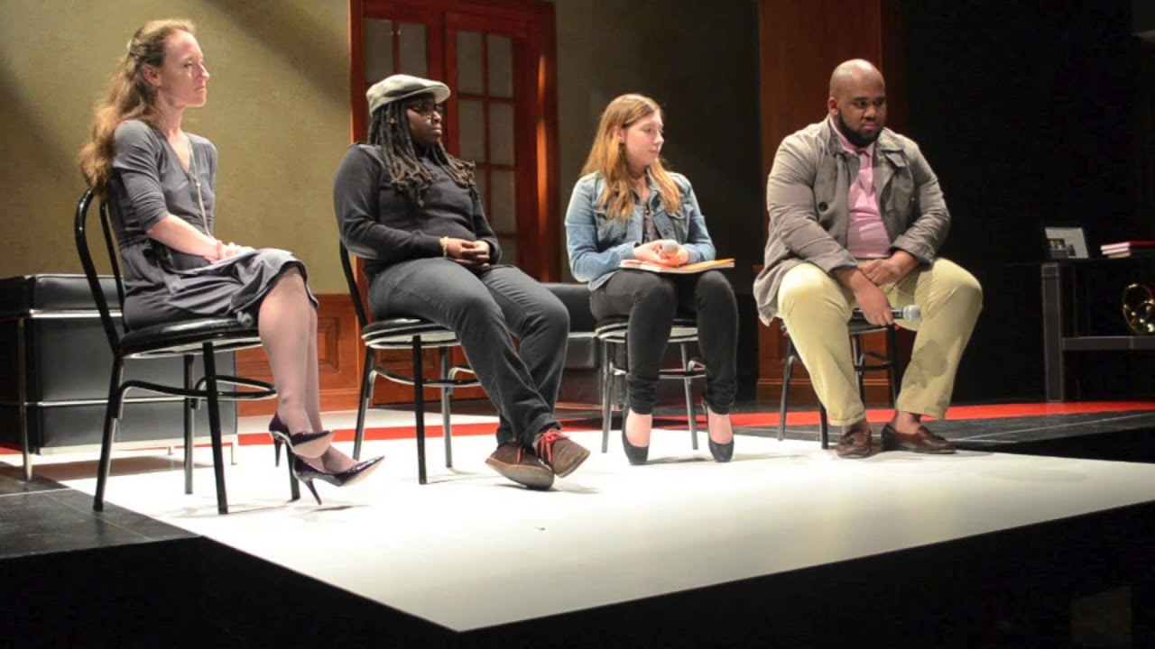 Race: Panel Discussion - YouTube