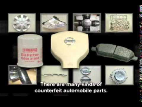 Nissan Original Spare Parts