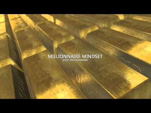 Sleep Programming for Prosperity-'Millionaire Mindset' -Attr