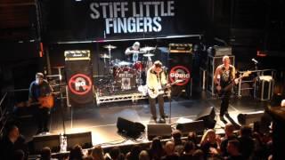 Stiff Little Fingers - Johnny Was - Dublin 13/3/14