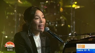 Dami Im performs Aretha Franklin's 'I Say A Little Prayer' from her...