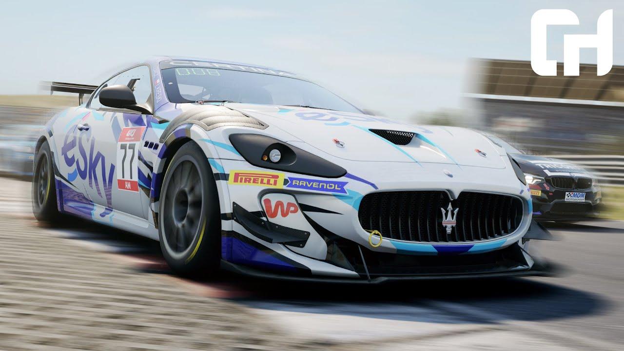 Maserati MC GT4 | Assetto Corsa Competizione GT4 [Preview]