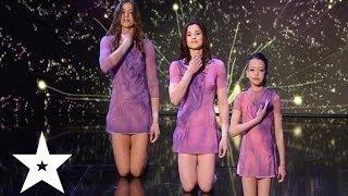 "Трио ""Stars above the river"" покорило сердца судей! - Україна має талант-6 - 24.05.2014"