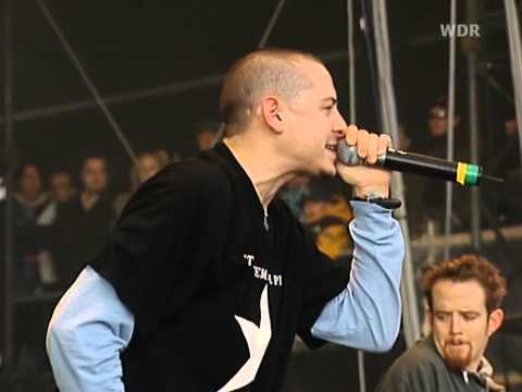 Linkin Park - Pushing Me Away (Rock Am Ring 2001)