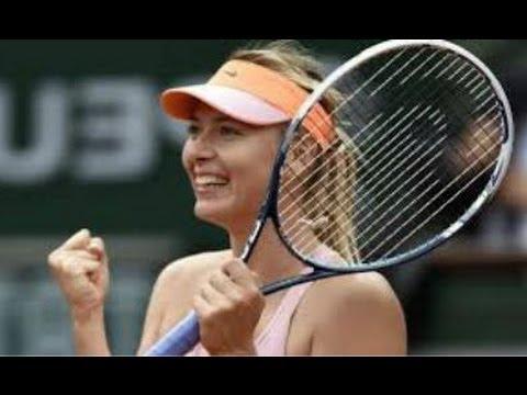 Maria Sharapova vs Eugenie Bouchard: Recap, Results from French Open 2014 Women's Semifinal