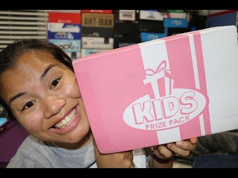 2016 May Kids Prize Pack: Girls 9-12 - [Fun in the Sun]