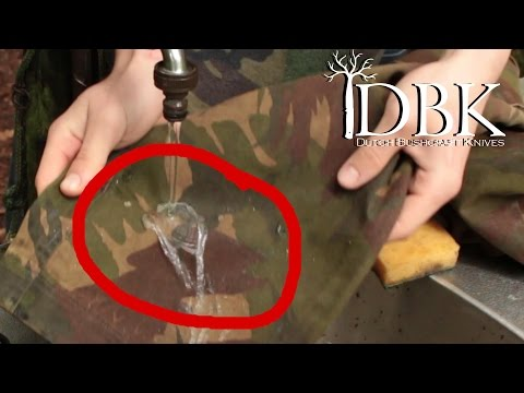 Easy Trick To Make All Clothes Waterproof!