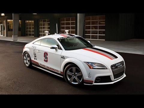 Audi Piloted Driving by Stanford University
