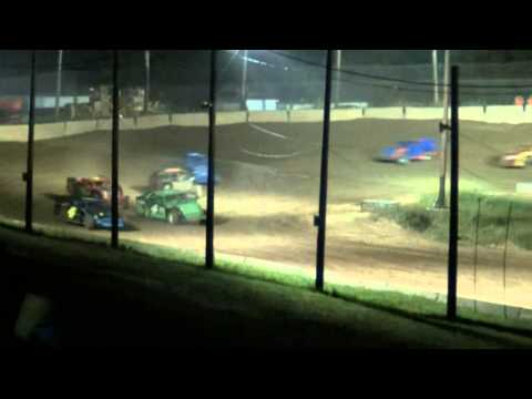 250 Speedway Modified Feature 8-21-2015