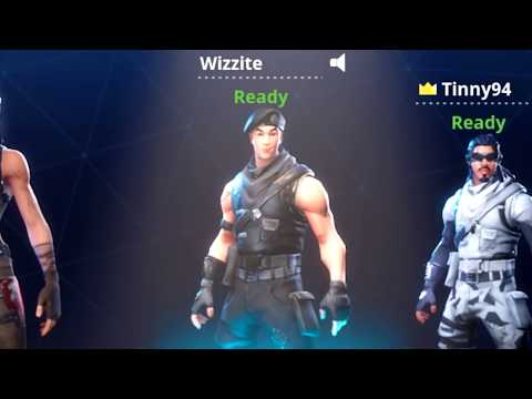 FORTNITE DIFFERENT CLASSES! (Fortnite Battle Royale)