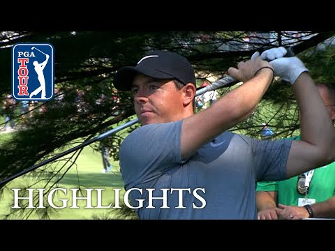 Rory McIlroy extended highlights | Round 1 | Bridgestone