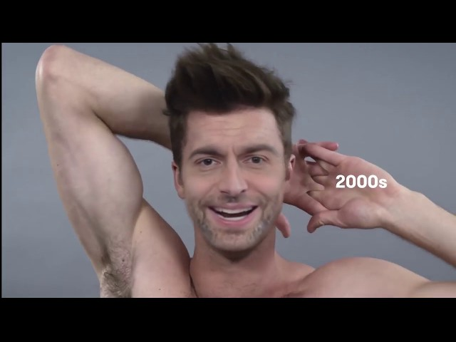 Chris D'Elia - Decades of Hairstyles - 100 Years