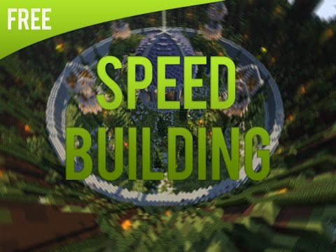 Minecraft Speed Building: LOBBY  + FREE Download ♥ BY Reinan