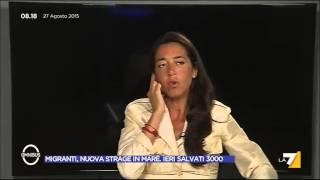 Immigrazione, Ronzulli (Forza Italia): Le persone hanno già paura
