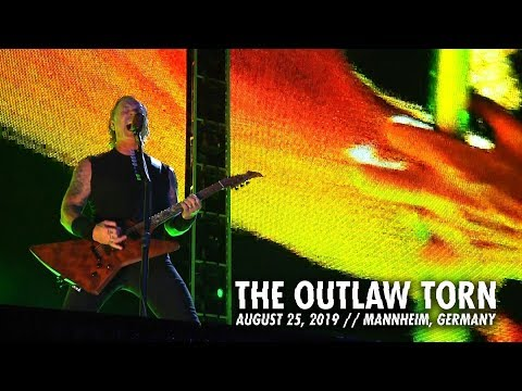 Metallica: The Outlaw Torn (Mannheim, Germany - August 25, 2019)