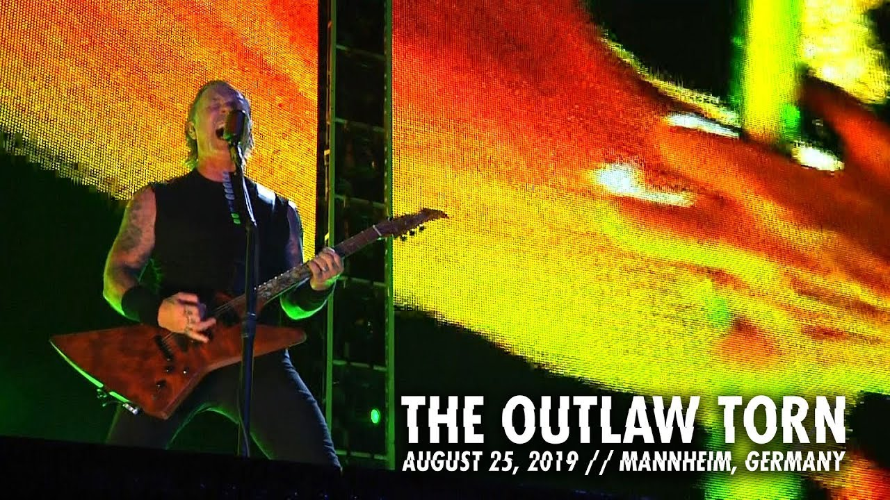 Metallica: The Outlaw Torn (Mannheim, Germany — August 25, 2019)