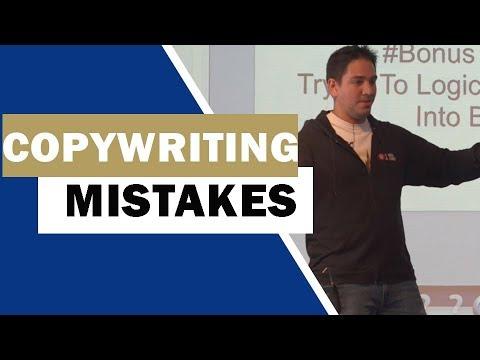 7 Biggest Mistakes Copywriters Make   Art Of Copywriting With Carlos Cruz