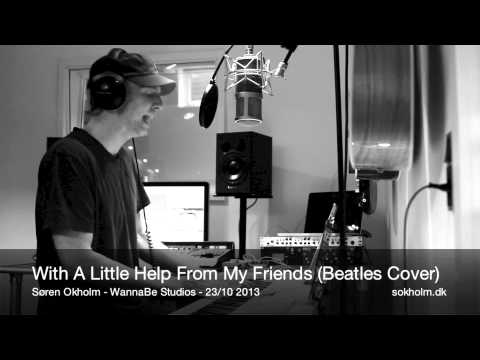 With A Little Help From My Friends (Beatles Cover)