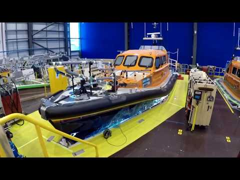 RNLI Poole All Weather Lifeboat Centre
