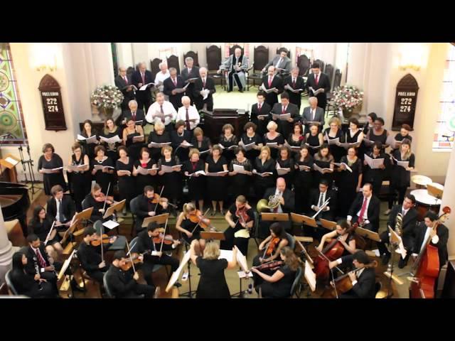 Cantata Sinfonia de Louvor - IPUSP - [10/10] - Sinfonia de Louvor (final)