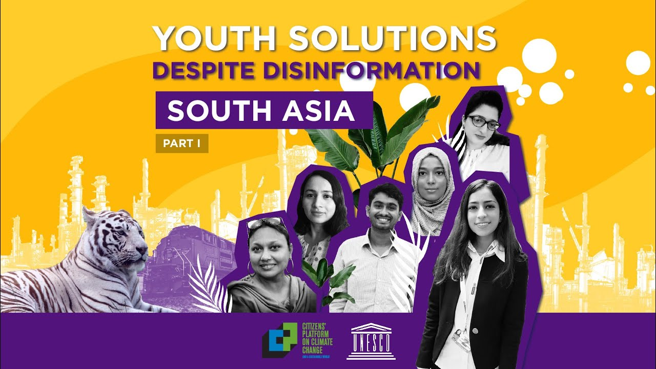 Youth Solutions in South Asia - part 1