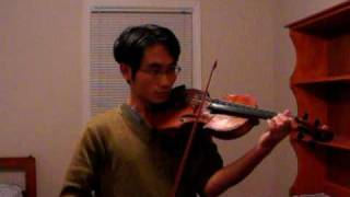 Violin Andante by Christoph von Gluck.MP4