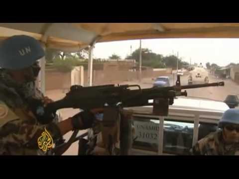 Peacekeepers killed in Sudan's Darfur region