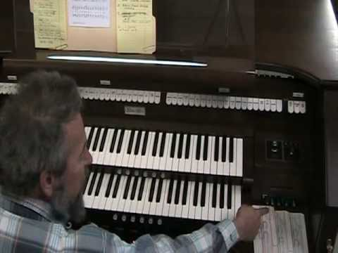 Allen 301-B Digital Computer Organ, Features and Sounds