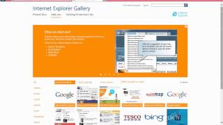 100 Windows 8 Tips and Tricks - 74 - How To Change Default Search Engine On IE 10.mp4