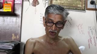 Kanti Bhatt Speaking About Kathiyawadi | Hiten Bhatt