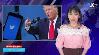 4/6/2020 :Chính quyền TT Trump ,cấm máy bay chở khách của Trung Quốc bay tới Mỹ