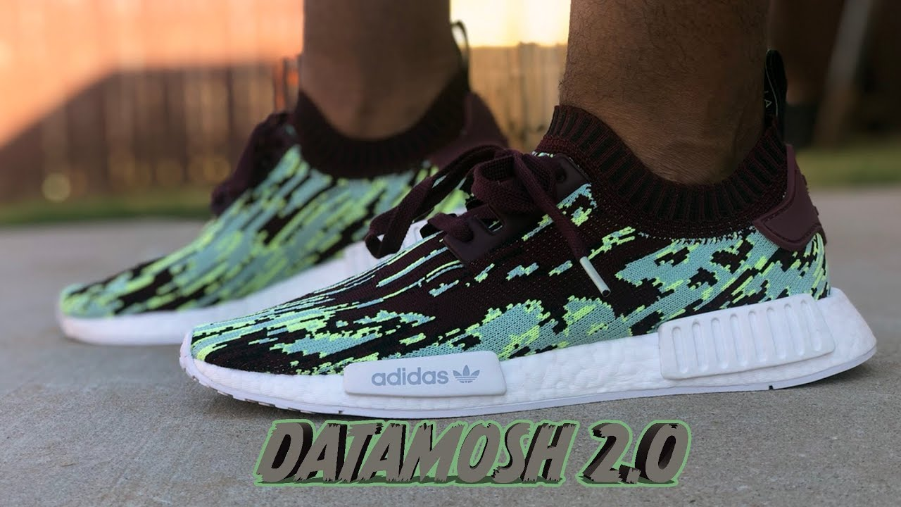 012c213c27096 DATAMOSH 2.0 REVIEW + ON FOOT!!! - YouTube