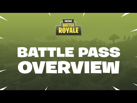 Fortnite Battle Royale Season Two Begins, Battle Pass Available For PS4, Xbox One, And PC