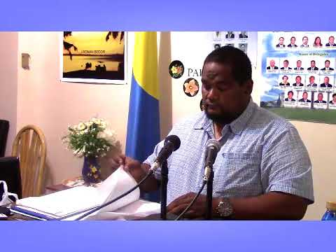 Eyos Rudimch for Governor (12/08/17)