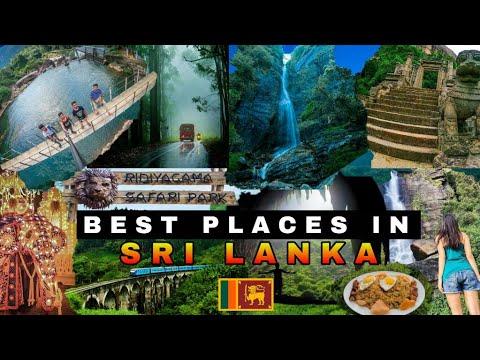 Best  Places to Visit in Sri Lanka | Travel Sri Lanka | Sri Lanka |
