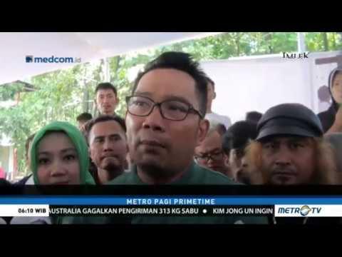 Ridwan Kamil Tegaskan Dirinya Tolak LGBT