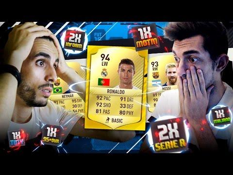 HO SFIDATO OHM - MISSION DRAFT ASSURDO!! FUT DRAFT FIFA 16