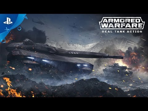 Armored Warfare – Release Dates Announcement | PS4