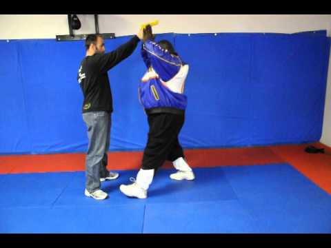 Self Defense Techniques - High Priest Ricky Anderson