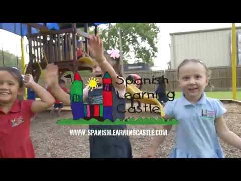 Spanish Learning Castle bilingual program school.