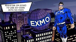 EX-CODE on EXMO cryptocurrency exchange