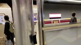 げんなりするほど深い地下鉄大江戸線の大門に抜けた次元の歪みは浅かった