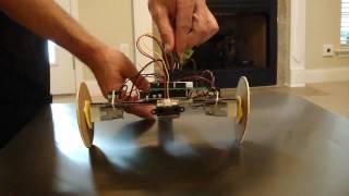 Another Arduino project - Your Arduino Balancing Robot