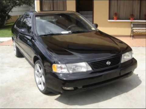 Nissan Sentra 200SX 1995 NEGRO, 5 velocidades Financio ...